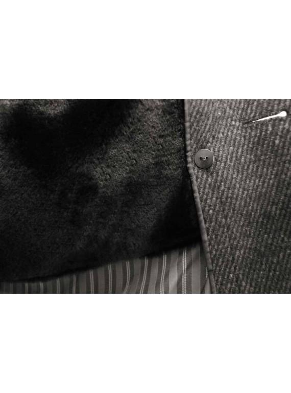 М-102А/З Зимнее мужское пальто средней длины