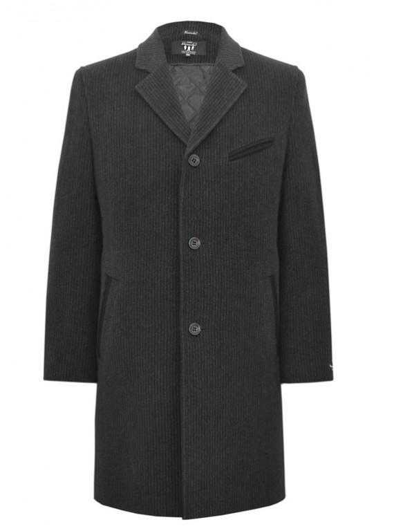 М-216/З Мужское удлиненное зимнее пальто