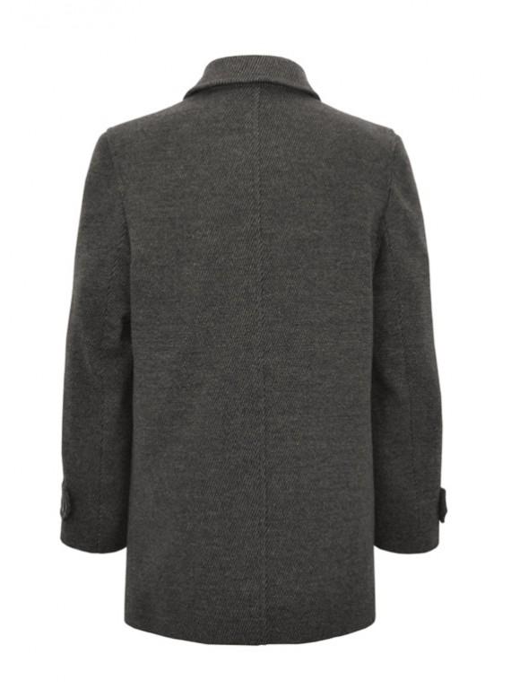 М-201/СР Мужское пальто прямого покроя