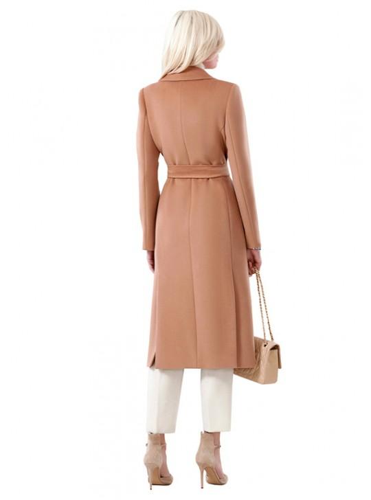 А-2547 Стильное длинное женское пальто