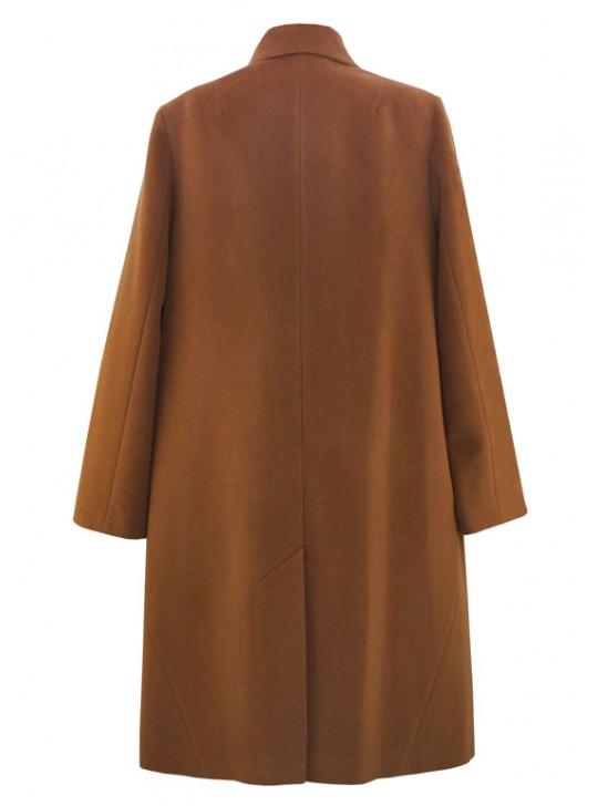 Т-1109/К Женское пальто расклешенного силуэта
