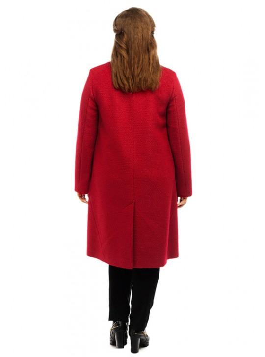 Т-1109/Кр Женское пальто большого размера