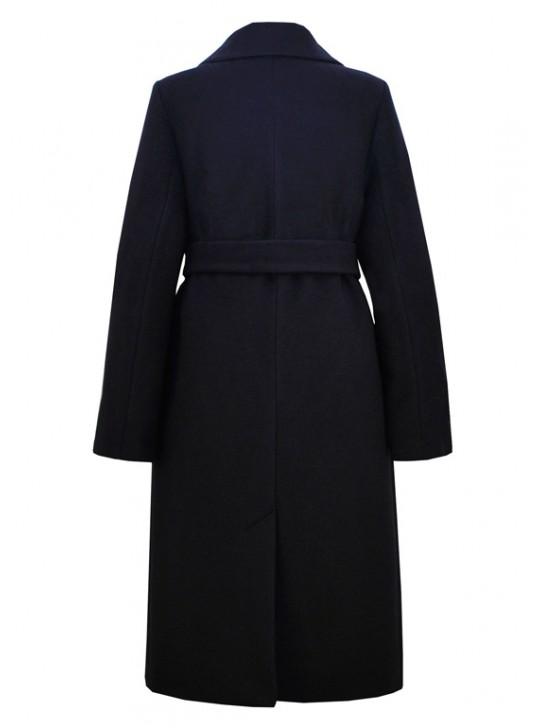 Т-1121/С Стильное женское утепленное пальто