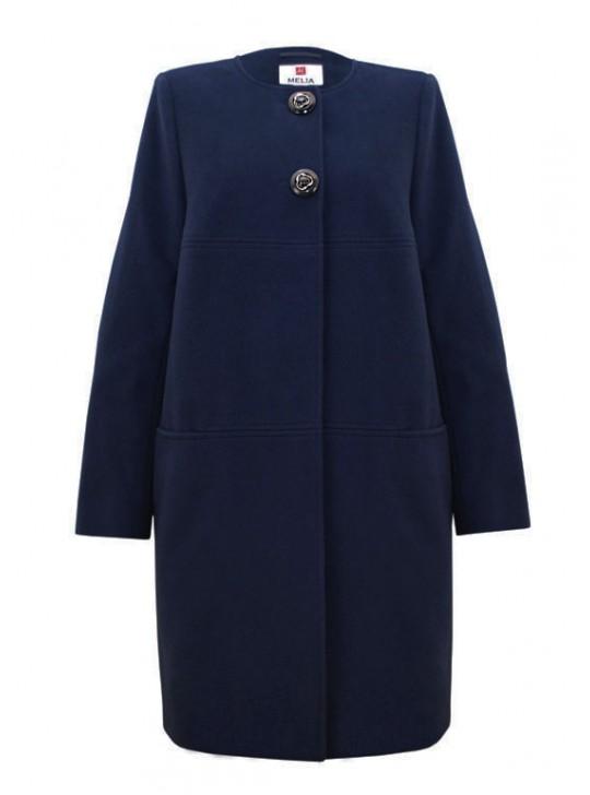 Т-926 Удлиненное пальто прямого силуэта
