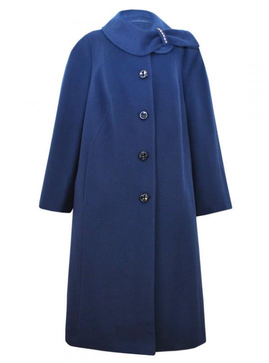 Т-941/А Пальто женское большого размера