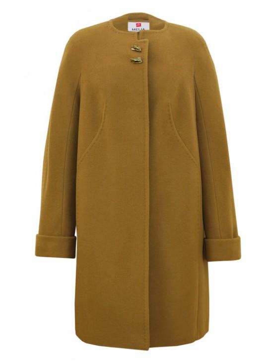 Т-909/О Пальто женское осеннее