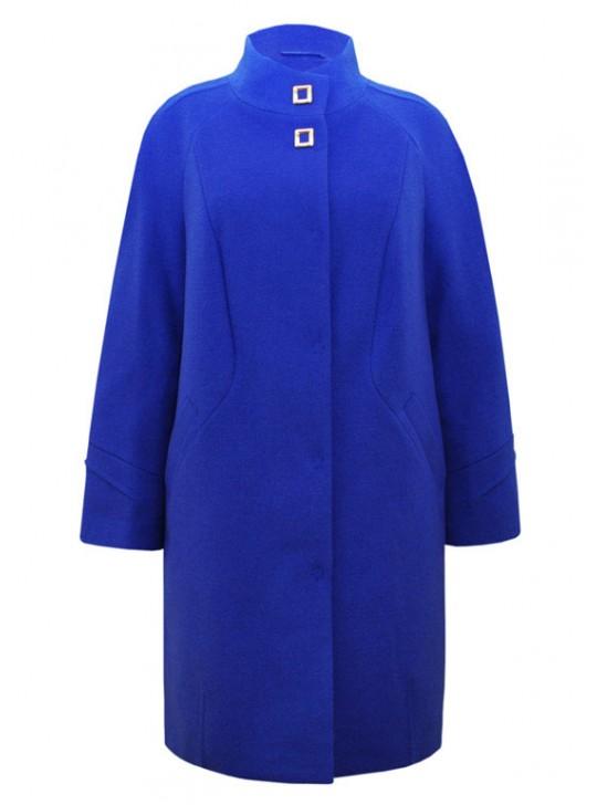 Т-961 Женское пальто прямого покроя