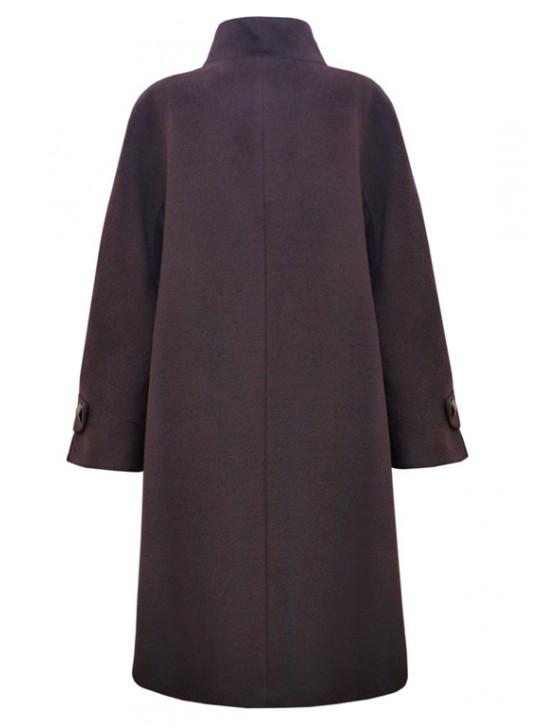 Т-916  Удлиненное пальто прямого покроя