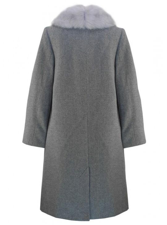 К-1088/С Женское зимнее пальто большого размера